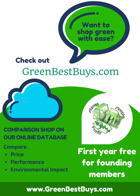 Green Best Buys Founding Member Offer
